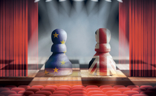 Why bankers should embrace the Brexit political theatre