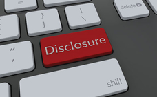 FCA consults on new climate risk disclosures